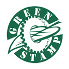 Green Stamp logo